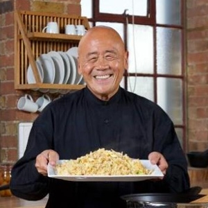 Celebrity Chef Ken Hom Woks his way to Exclusively!