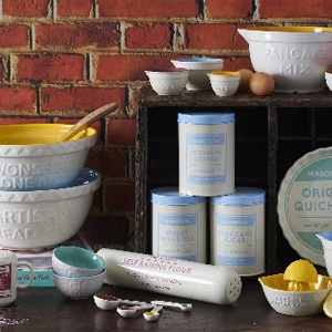 New colourful 'Bakers Authority' range from Mason Cash
