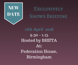 Exclusively Exhibitor Briefing