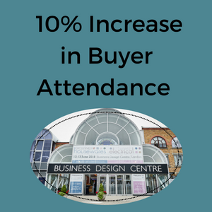 Exclusively Shows Report a 10% increase in Buyer Attendance