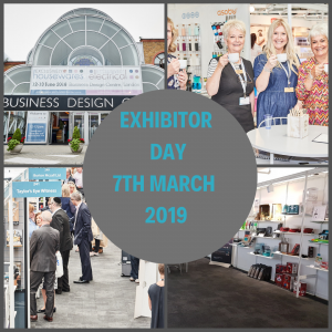 Exhibitor Briefing,  March 7th 2019
