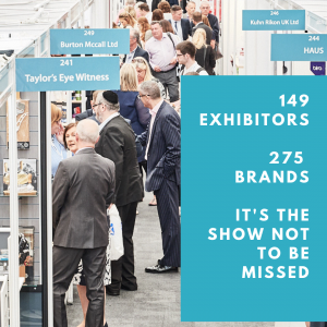 OVER 275 BRANDS  To be seen at Exclusively 2019.